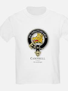 Clan Campbell Kids T-Shirt