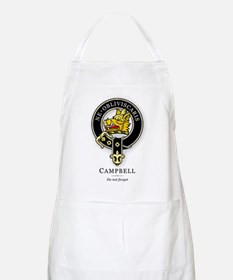 Clan Campbell BBQ Apron