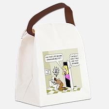 praycolor Canvas Lunch Bag