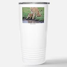 Kenya Cover Travel Mug