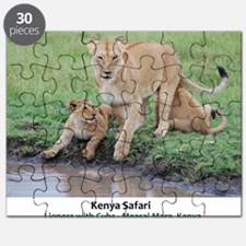 Kenya Cover Puzzle
