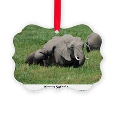 Kenya 2 Cover 2 Ornament