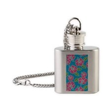 tropical_1_pod3G Flask Necklace