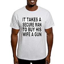 Secure Man 2 T-Shirt