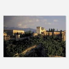 Europe, Spain, Granada, A Postcards (Package of 8)