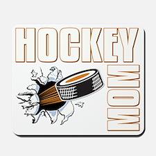 hockeymom001-dark Mousepad