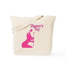 Pink Toy Tote Bag