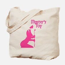Pink Toy Tote Bag