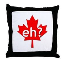 Cute Toronto Throw Pillow