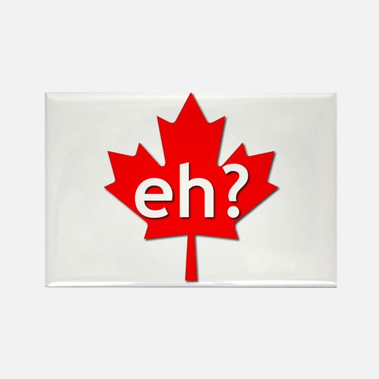 Cute Canadian Rectangle Magnet (100 pack)