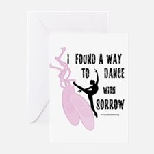 Dance with Sorrow Greeting Cards (Pk of 10)