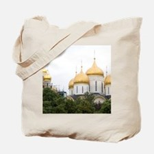 Russia, Moscow, The Kremlin. (RF) Tote Bag
