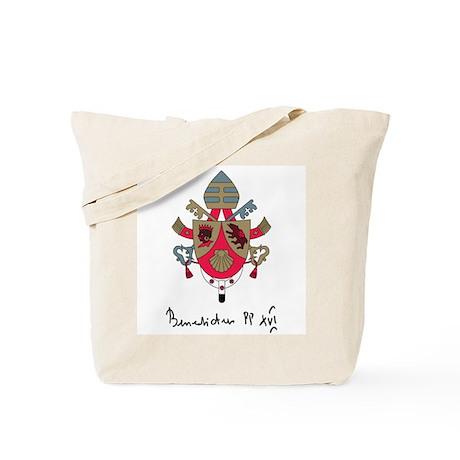 Benedict COA 2D Tote Bag