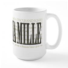 Thousand Kisses Mug