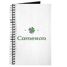"""Shamrock - Cameron"" Journal"