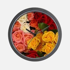 jigsaw001 Wall Clock