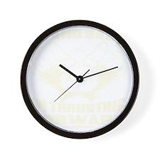 I_SUPERHERO_cp Wall Clock