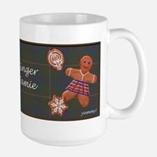 Ginger Jamie Mug