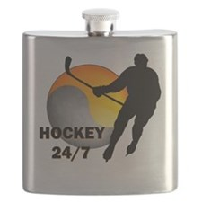 hockey24/7 Flask