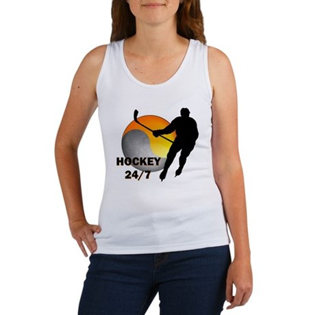 hockey24/7 Women's Tank Top