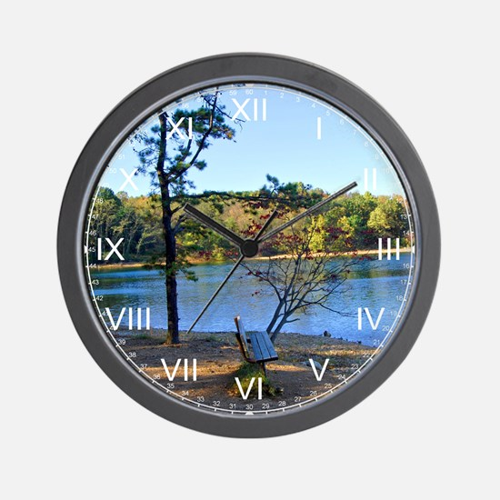 rvautlgclock30r Wall Clock