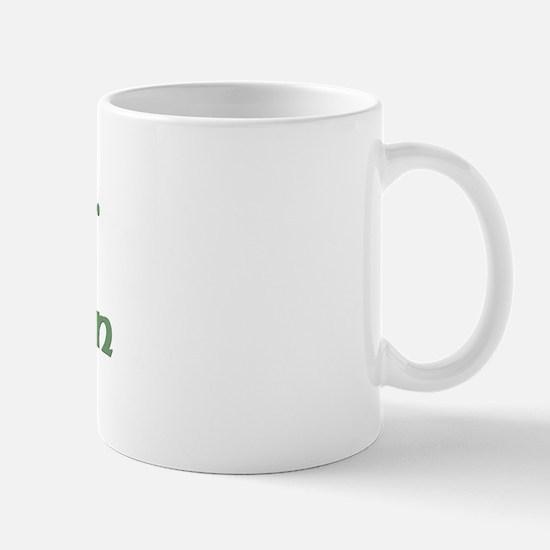 """""""Shamrock - Bryan"""" Mug"""