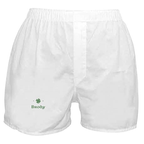 """Shamrock - Brody"" Boxer Shorts"