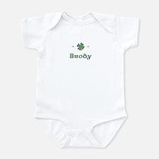 """""""Shamrock - Brody"""" Infant Bodysuit"""