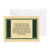 St patricks day Greeting Cards (10 Pack)