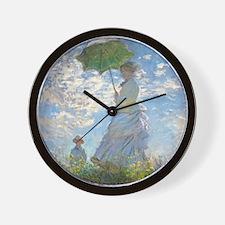 Monet Wall Clock
