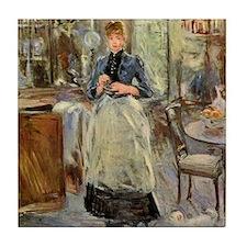 Berthe Morisot Tile Coaster