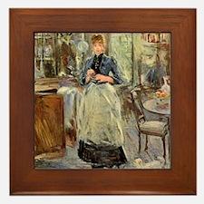 Berthe Morisot Framed Tile