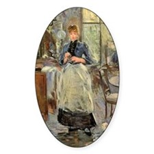 Berthe Morisot Decal