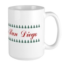 SanDiego_9.5x2_FeltChristmasStocking_Tr Mug
