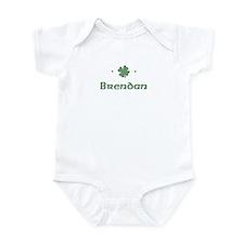 """""""Shamrock - Brendan"""" Infant Bodysuit"""