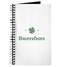 """Shamrock - Brendan"" Journal"
