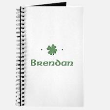 """Shamrock - Brendan"" Journal"