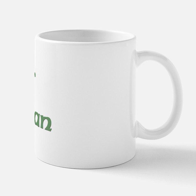 """Shamrock - Brendan"" Small Small Mug"