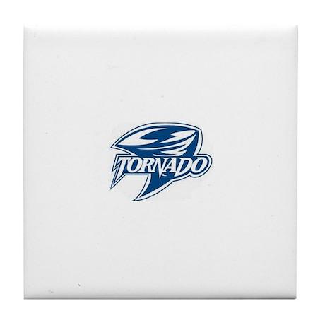 Mississippi Tornado Tile Coaster