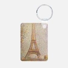 Georges Seurat Keychains