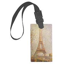 Georges Seurat Luggage Tag