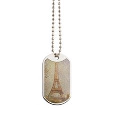 Georges Seurat Dog Tags