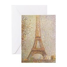Georges Seurat Greeting Card