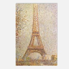 Georges Seurat Postcards (Package of 8)