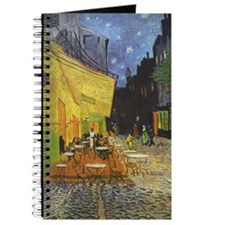 Night Cafe Journal