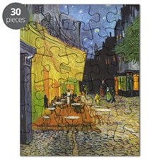 Night Cafe Puzzle