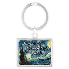 Berenices Landscape Keychain