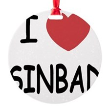 SINBAD Ornament
