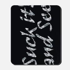 SUCK journal Mousepad