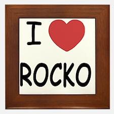 ROCKO Framed Tile